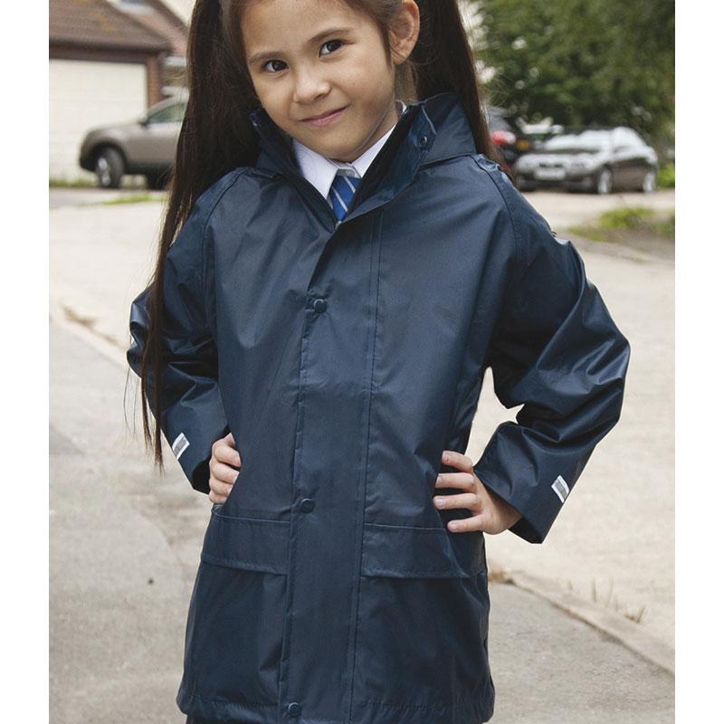 Result Core Kids Waterproof Rain Suit