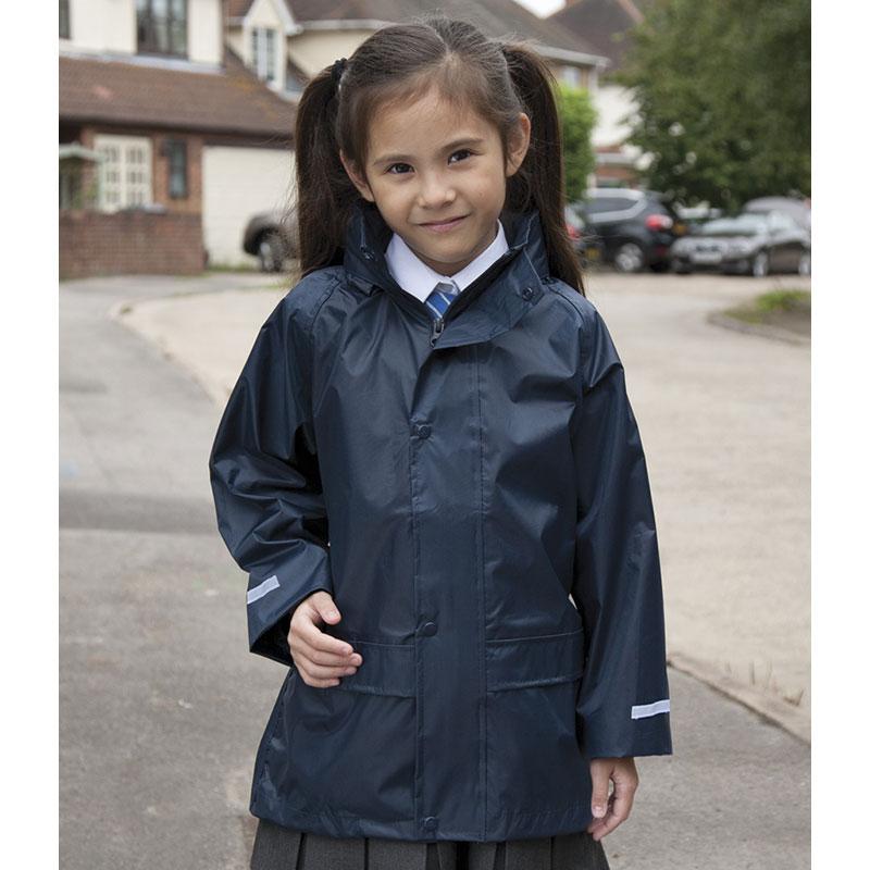 Result Core Kids Waterproof Over Jacket