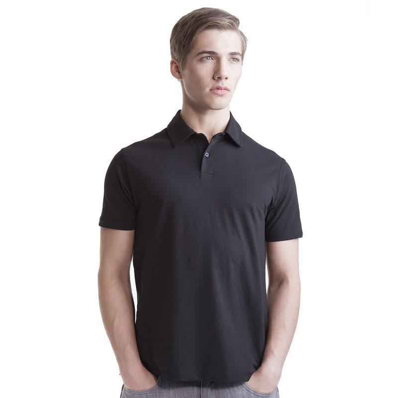 SFMen Modern Stretch Pique Polo Shirt