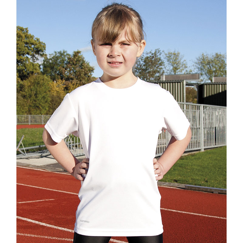 Spiro Kids Performance T-Shirt