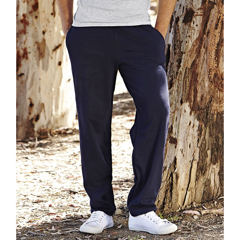 the Loom Premium Elasticated Hem Jog Pants