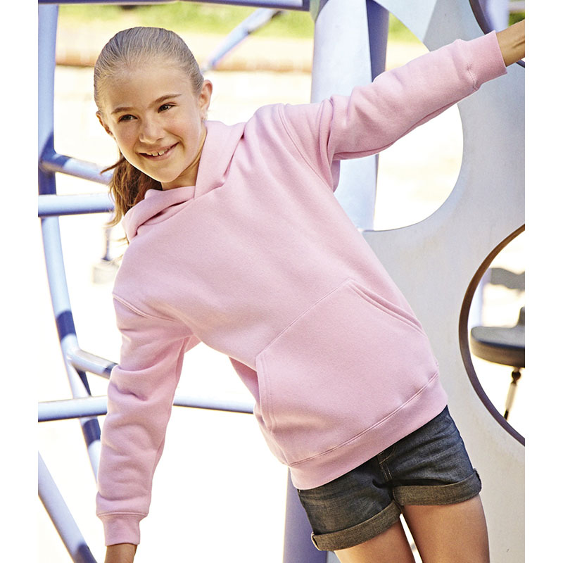 Fruit of the Loom Kids Classic Hooded Sweatshirt