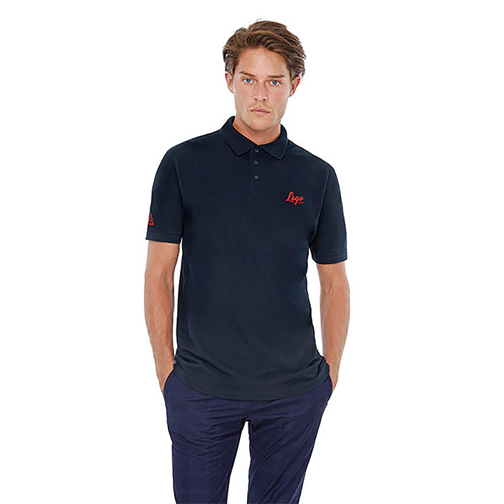 B&C Safran Men's Polo Shirt