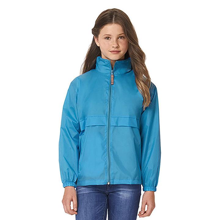 B&C Children's Sirocco Lightweight Jacket