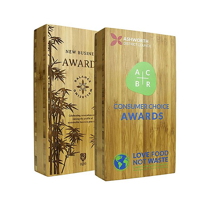 40mm Bamboo Award