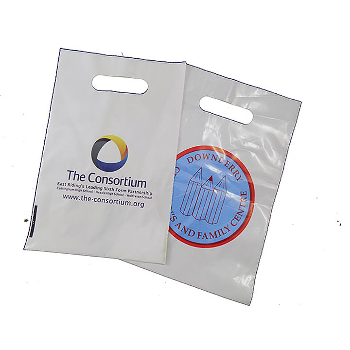 Biodegradable Small Digital Plastic Goody Bag