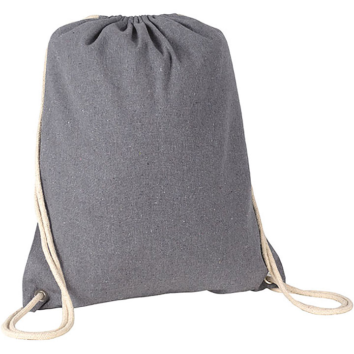 Newchurch Recycled Cotton Drawsting Bag