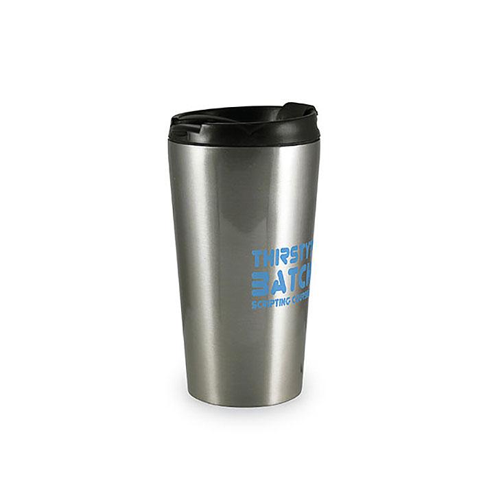 Rio Travel Mug - Stainless Steel