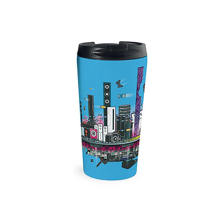 Rio Travel Mug - Photo Colour