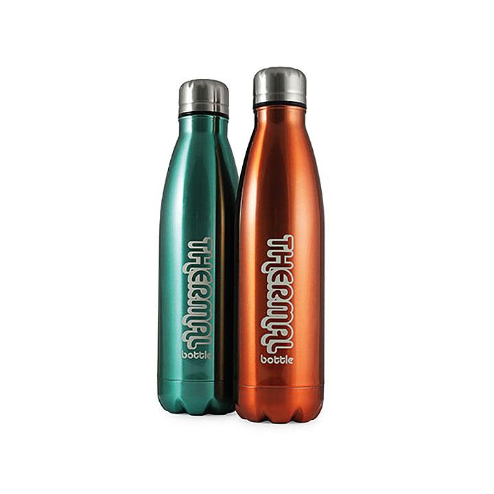 EEVO Colour Tint Thermal Bottle