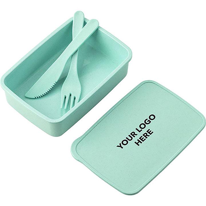 Wheat Straw Lunchbox