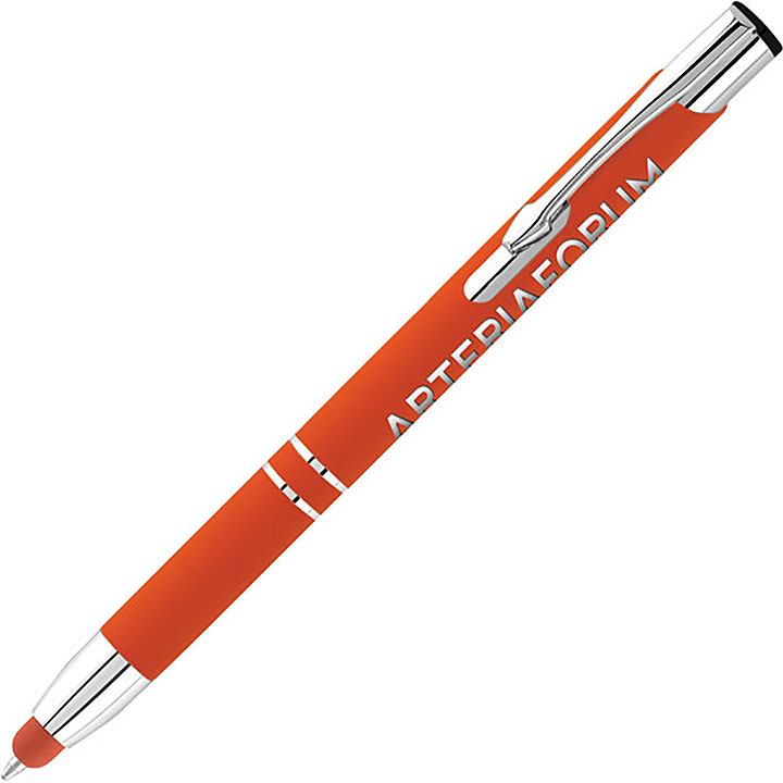 Electra Classic Soft Feel Touch Ballpen - Engraved