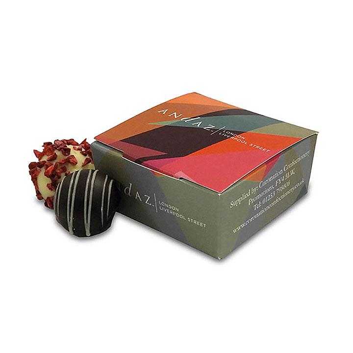 Ballotin Four Chocolate Box