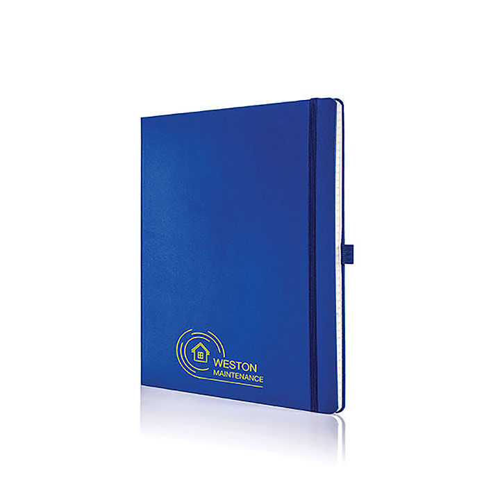 Castelli Ivory Ruled Matra Large Notebook