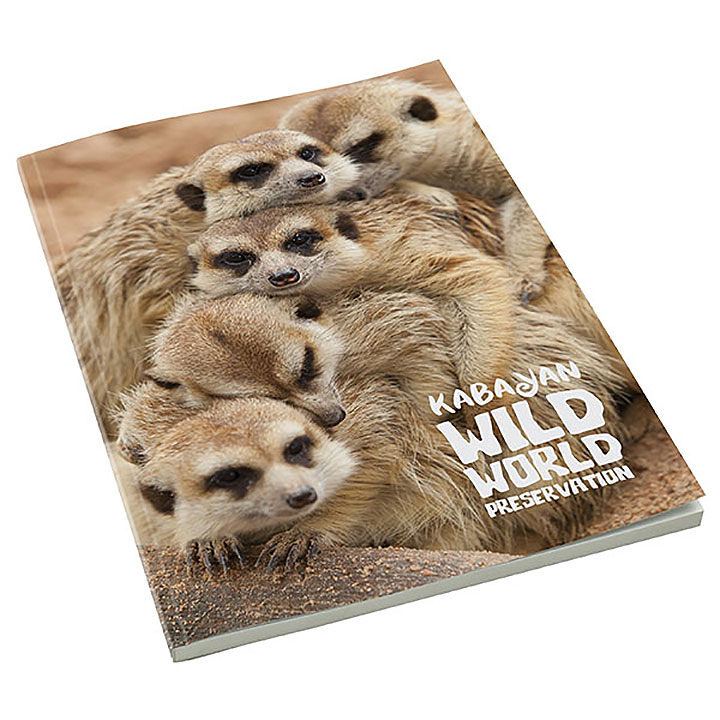 A4 Smart Book
