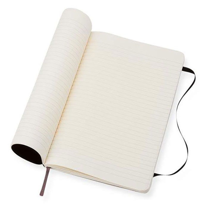 Moleskine Classic Large Soft Cover Notebook