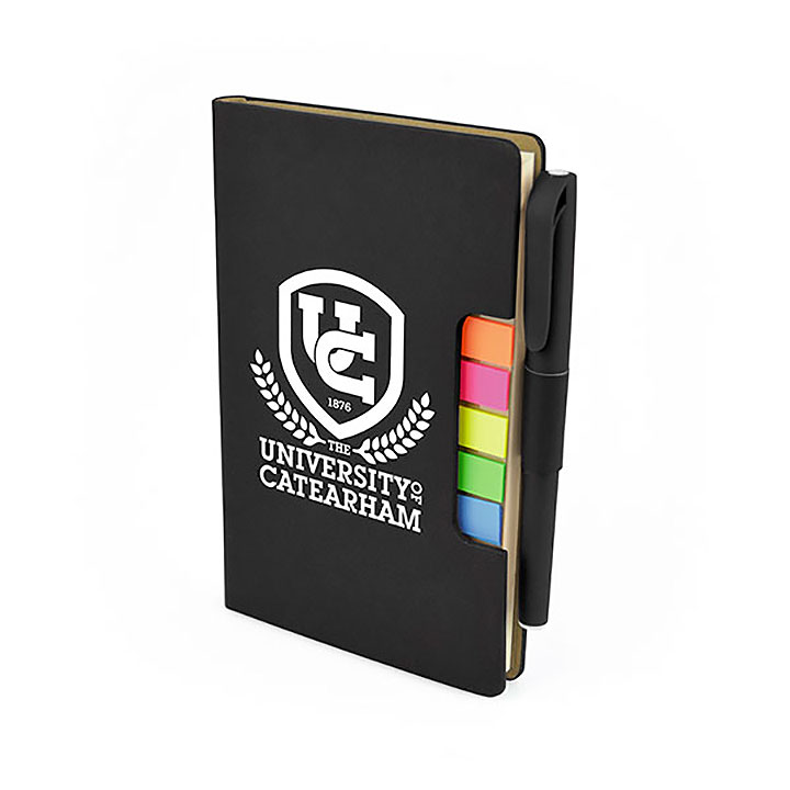 A6 PU Soft Finish Notebook