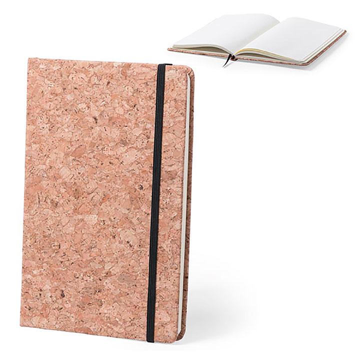 Cork A5 Notebook