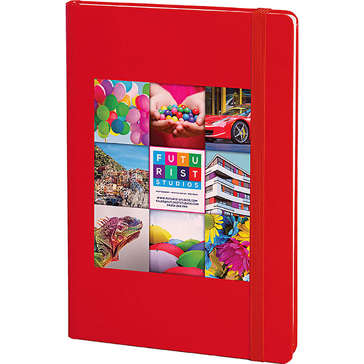 Duro A5 Pocket Notebook - Full Colour