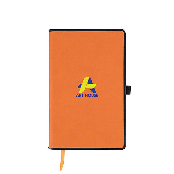 Border A5 Notebook - Full Colour