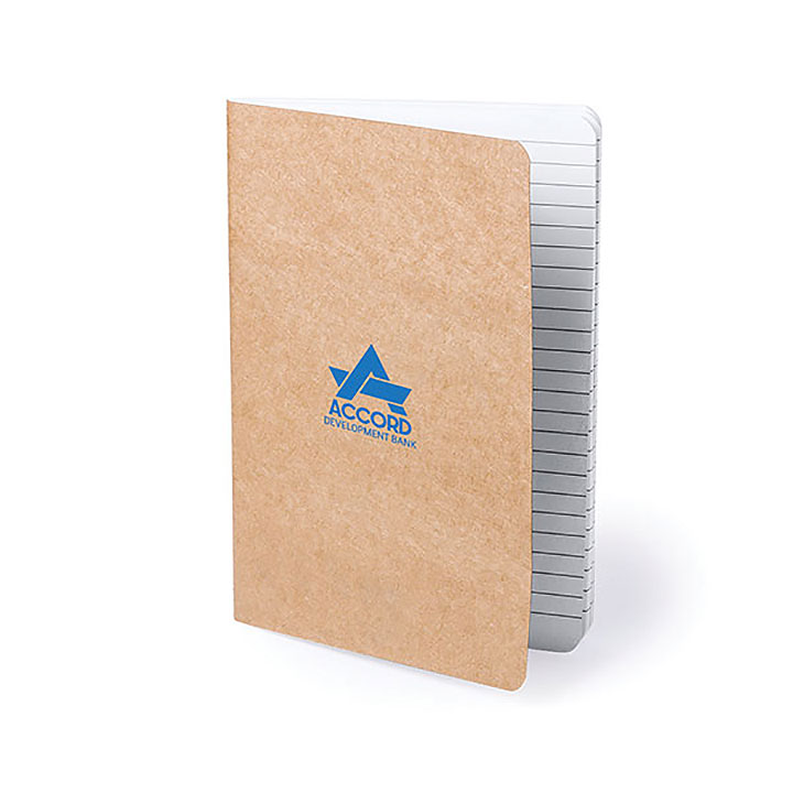 Recycled Exercise Notebook