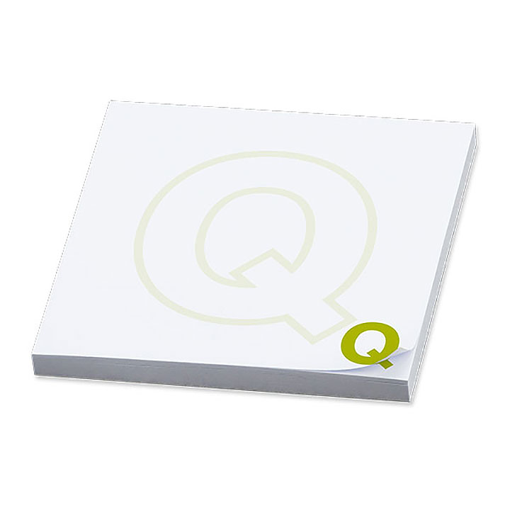 NoteStix Square Adhesive Pads 75 x 75mm