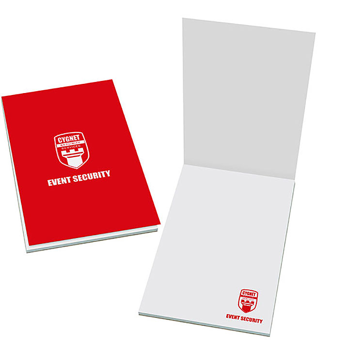 A5 Laminated Smart Pad Cover