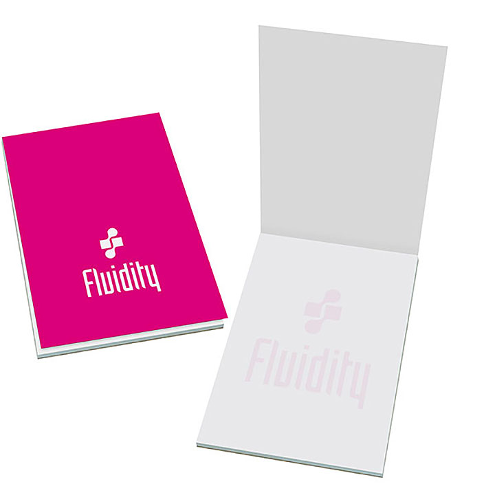 A6 Laminated Smart Pad Cover