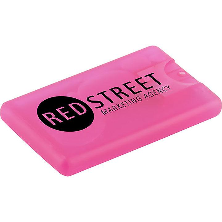 Credit Card Hand Sanitiser - 1 Colour