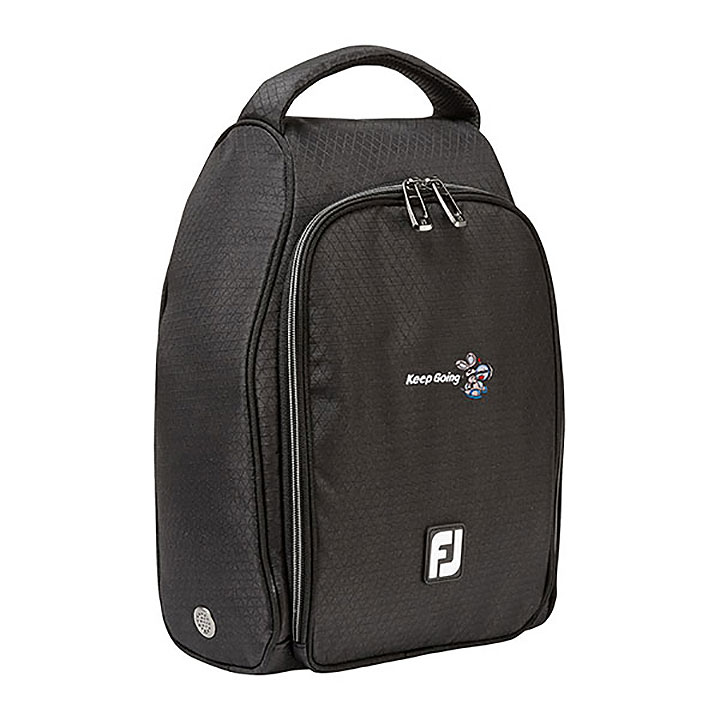 Black FootJoy Shoe Bag