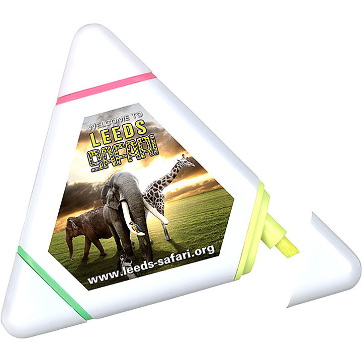 Triangular Highlighter - Full Colour