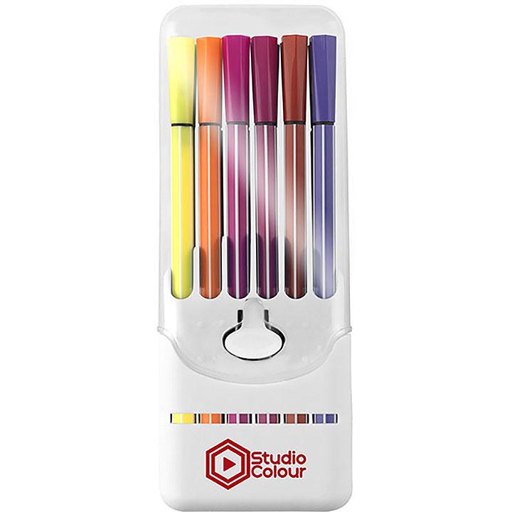 Aquarel Felt Tip Pen Set