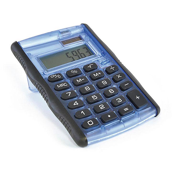Auto Opening Calculator - Full Colour
