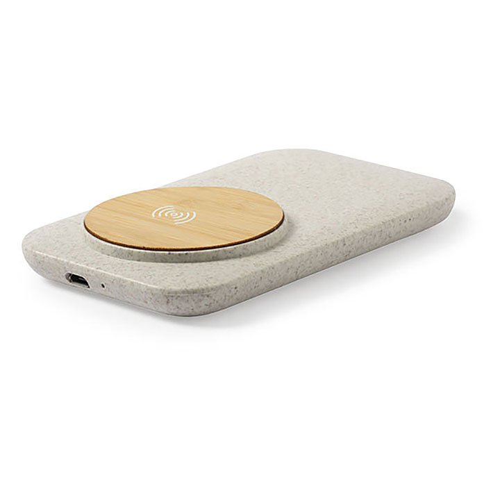 Natureline WheatStraw Wireless Charger