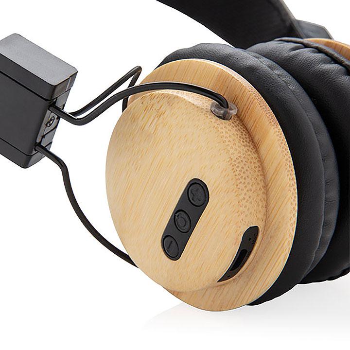 Bamboo Wireless Headphones