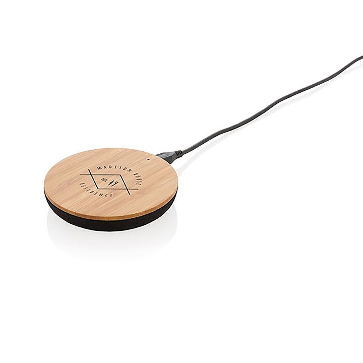 XD Design Bamboo X 5W Wireless Charger