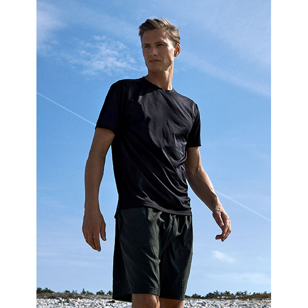 Neutral Recycled Polyester T-Shirt