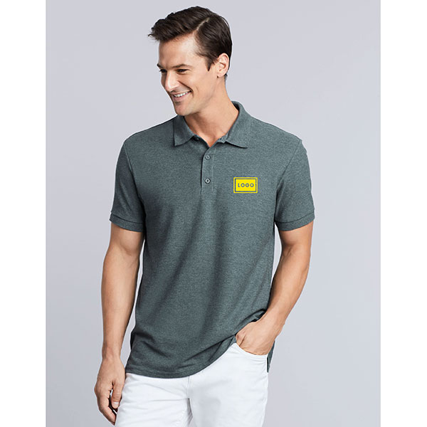 Gildan Premium Cotton Adult Sport Polo Shirt