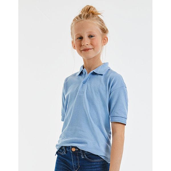 Jerzees Schoolgear Hardwearing Polo