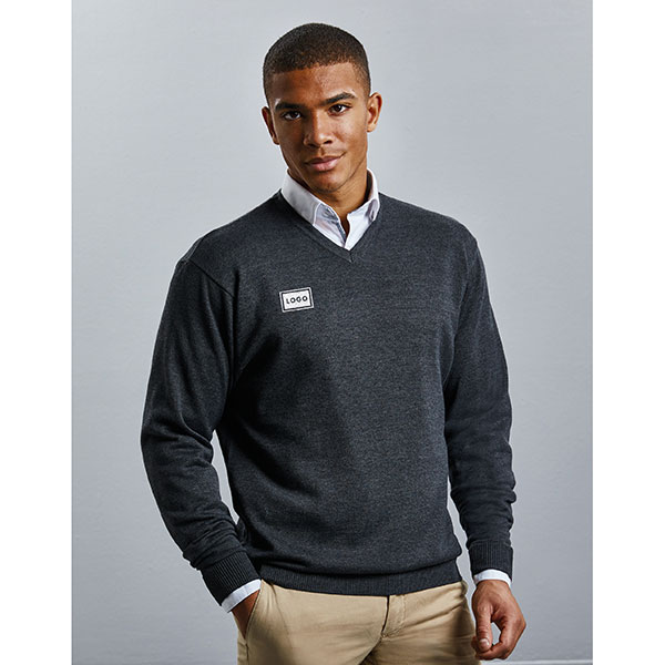 Russell Collection V-Neck Pullover