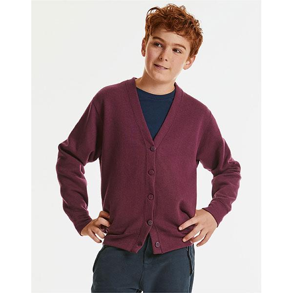 Jerzees Schoolgear Sweatshirt Cardigan