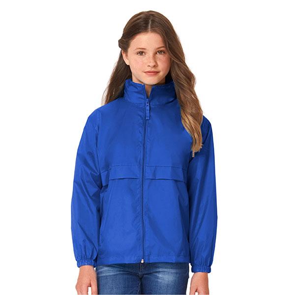 B&C Childrens Sirocco Lightweight Jacket