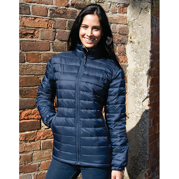 Result Urban Ladies Ice Bird Padded Jacket