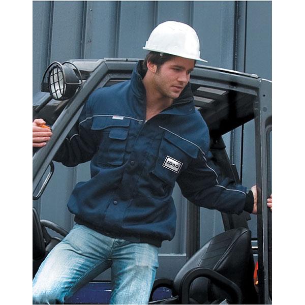 Result Workguard Zip Sleeve Pilot Jacket