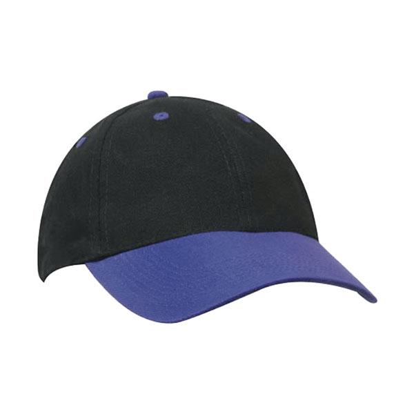 Structured 6 Panel Baseball Cap