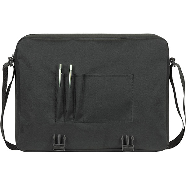 Whitfield Recycled rPET Messenger Business Bag