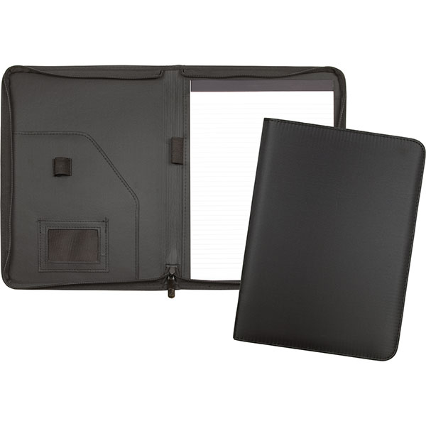 Langdon Zipped A4 Recycled Conference Folder