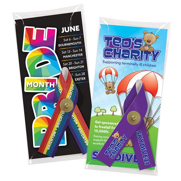 Charity Campaign Ribbon