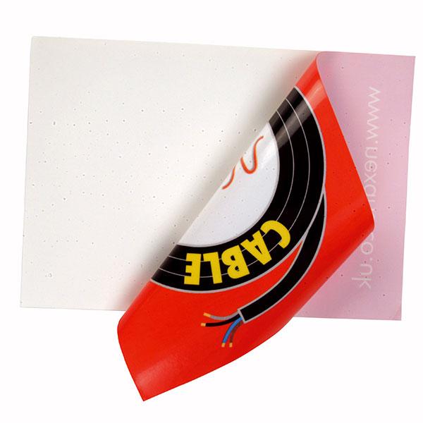Window Sticker 130 sq cm - Full Colour