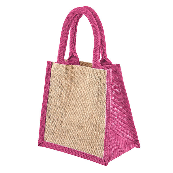 Green & Good Wells Tiny Jute Gift Bag